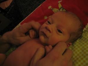 Så vacker som nyfödd
